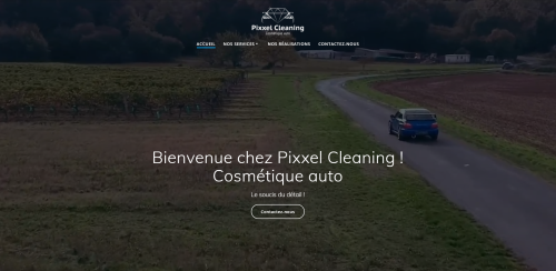 pixxel cleaning